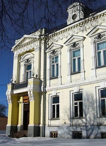 Усадьба М.А. Павлова