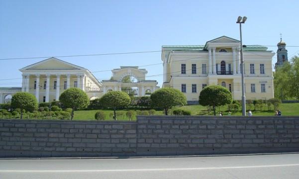 г. Екатеринбург усадьба