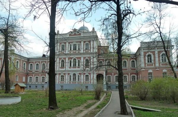 Елизаветинский дворец