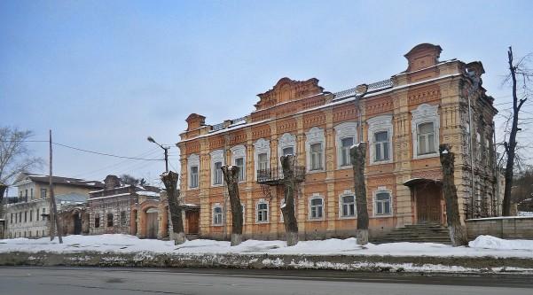 Усадебный дом Симонова.