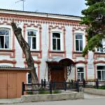 Дом генерала Старикова в Верхнеуральске