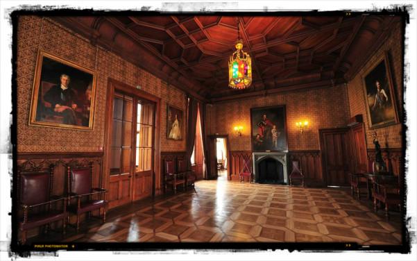 Интерьеры Воронцовского дворца