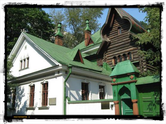Дом Васнецова Москва