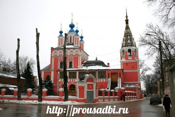 """Храм """"Георгия за верхом"""""""