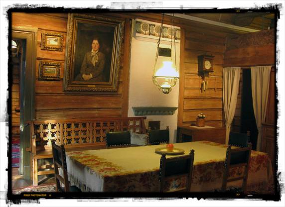 дом-музей Васнецова интерьер