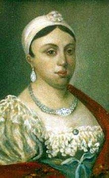 Мария Львовна Харитонова (Расторгуева)