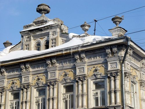 Дом Н.С. Чеснокова