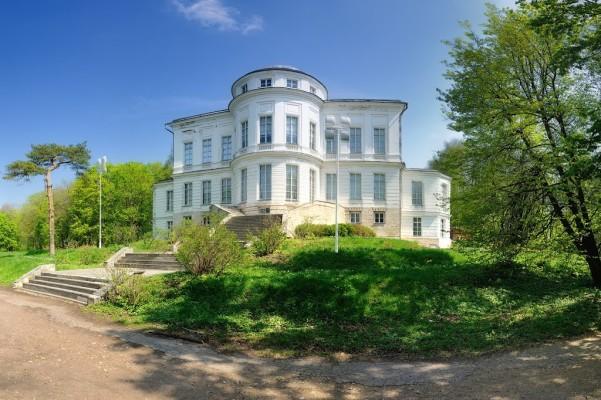Богородицкий дворец
