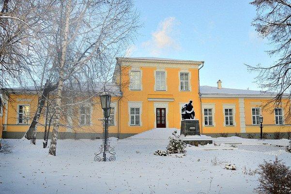 Дом управляющего Алапаевского завода