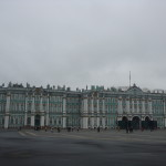 Зимний дворец Санкт Петербург