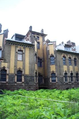 Замок Елиссеевых