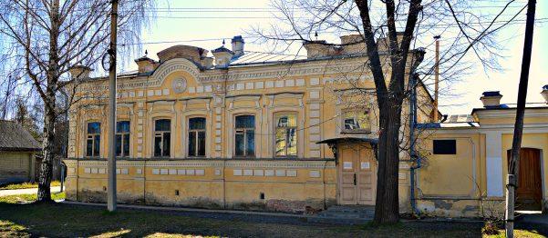 Усадьба Подвинцевых в Невьянске
