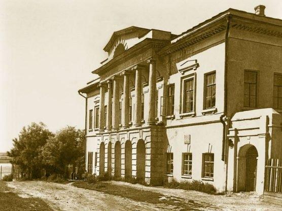 Дом Каратыгиных Муром старое фото