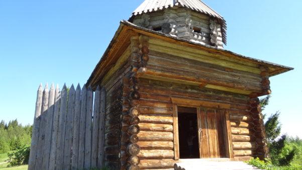 Сторожевая башня, Хохловка