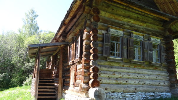 Изба Игошева, музей Хохловка