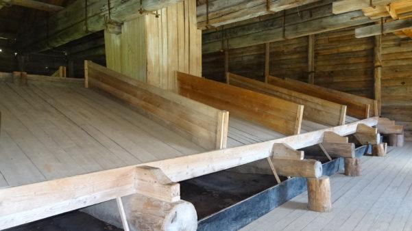 Никольская солеварня, музей Хохловка