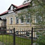 Усадьба Бодунова Михаила Матвеевича в Горно-Алтайске