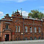 Дом Васеневых Бийск