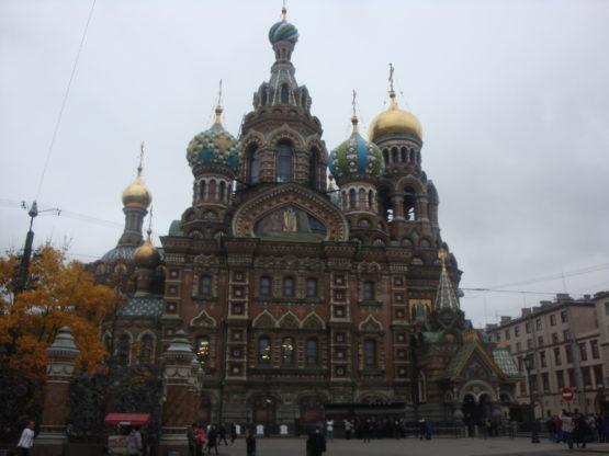 Спас-на-Крови г. Санкт Петербург