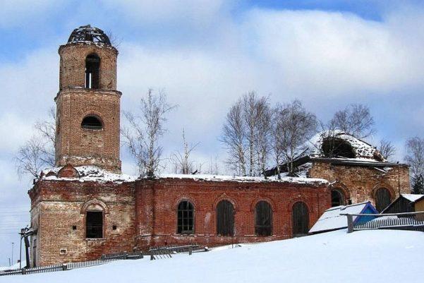 Церковь Илии Пророка в Пянтеге