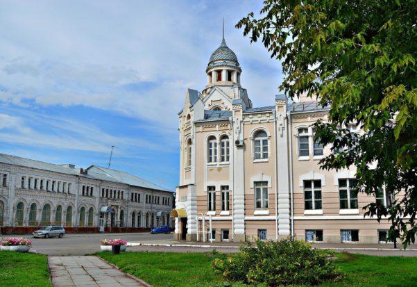Народного Дома в городе Бийск