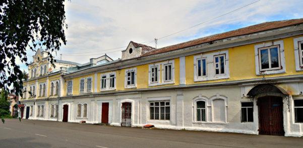Особняк купца Сычева в городе Бийск
