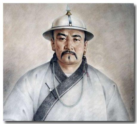 Цэван-Рабдан, верховный хан Джунгарии