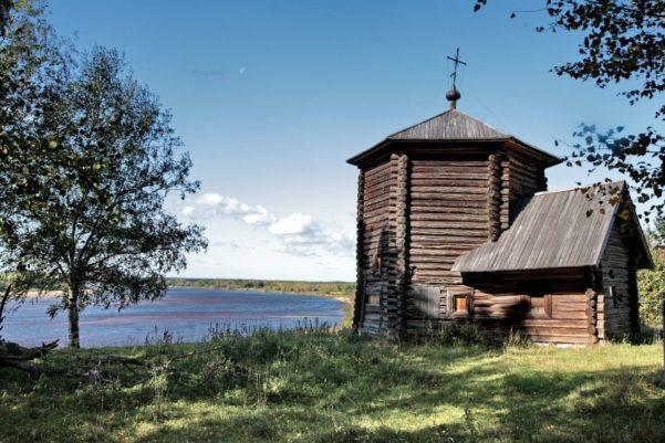 Богородицкая церковь в с. Пянтег (Пермский край)