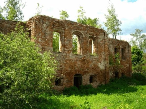 Заброшенные места