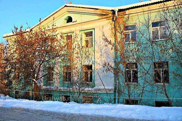 Усадьбы семьи купцов Баландиных в Екатеринбурге