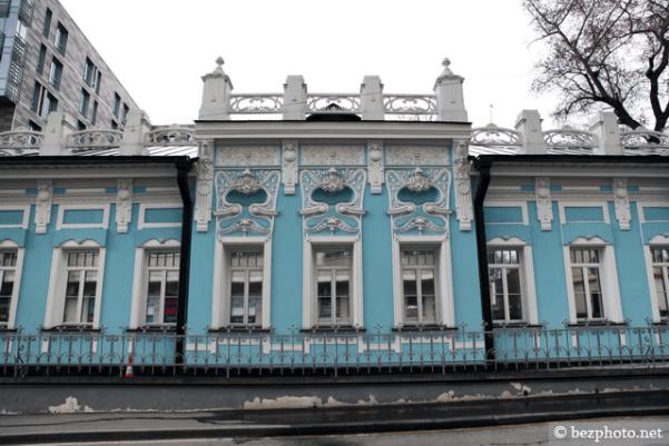 Особняк В.Э. Тальгрен город Москва