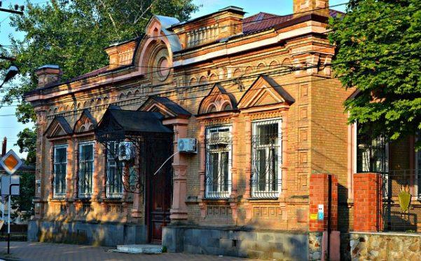 Два дома купца Лопаты в Ейске