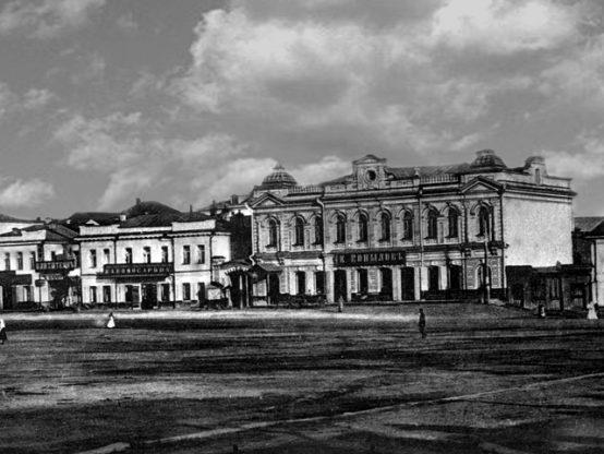 Дом купца Копылова в Нижнем Тагиле