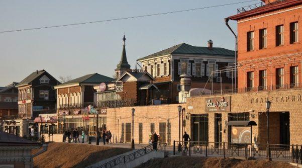 Проект «Иркутский квартал»