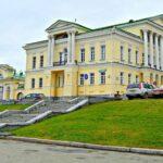 Лев Иванович Расторгуев и его дворец на Вознесенской горке в Екатеринбурге