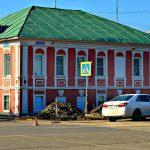 Дом Голованова М.В в городе Касли
