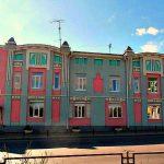 Усадьба купца Тронина в Каменск-Уральском