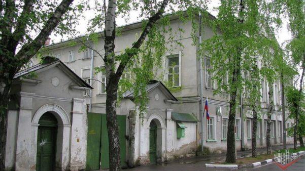 Усадьба Соллогубов в Серпухове