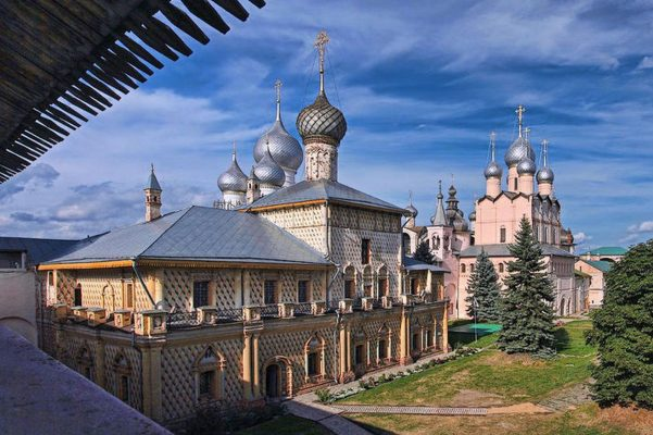 Церковь Одигитрии Ростовский кремль