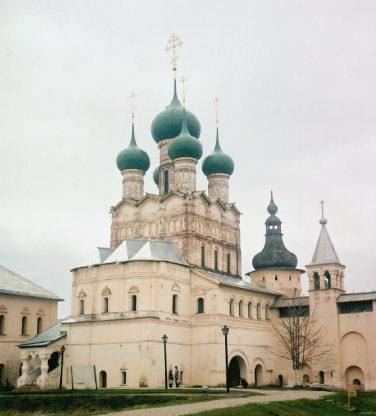 Церковь Иоанна Богослова Ростовский кремль