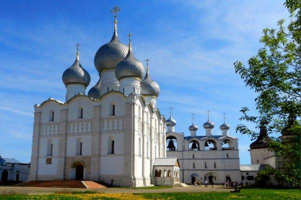 Успенский собор Ростов