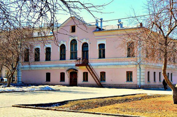 Дом Евграфа Ивановича Овсянкина в Челябинске