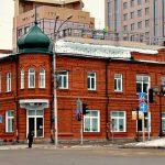 Дом Федора Даниловича Маштакова в городе Новосибирск