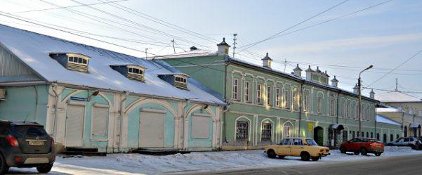 Прогулки по Шадринску. Квартал купца Мазова