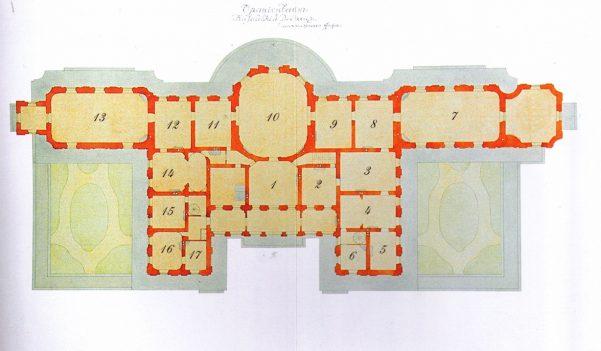 Собственная дача. Китайский дворец