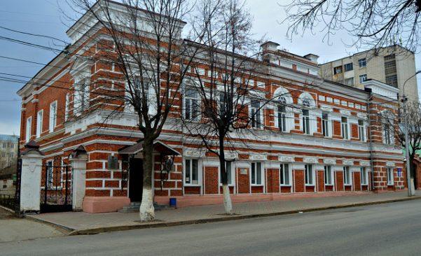Дом лесопромышленника Чижова Уфа