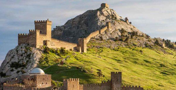 Генуэзская крепость в Судаке