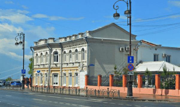 Усадьба купца Колмогорова